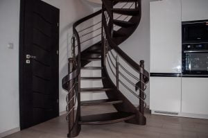 Zdjęcie nr: 13 - Schody gięte spiralne