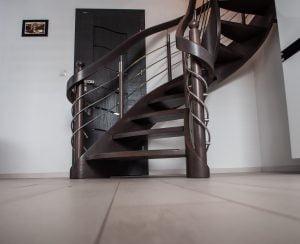 Zdjęcie nr: 10 - Schody gięte spiralne