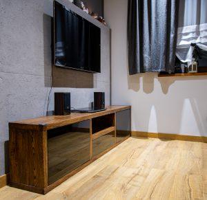 Zdjęcie nr: 2 - Szafka RTV i stolik kawowy