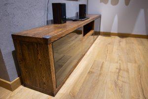 Zdjęcie nr: 1 - Szafka RTV i stolik kawowy
