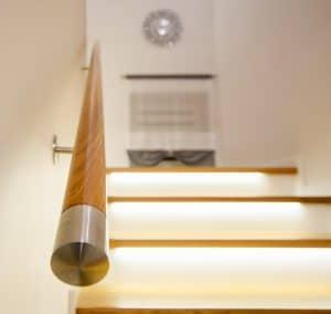 Zdjęcie nr: 5 - Schody na beton z podświetleniem LED